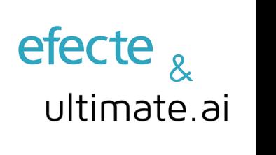 Logo Efecte Ultimate.ai