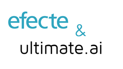 Logo Efecte Ultimate.ai